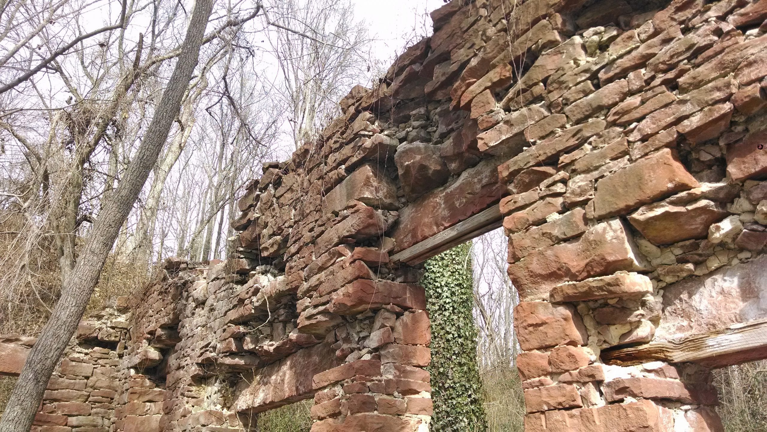 Visit the Ruins of Seneca Quarry (Yes, Real Ruins!)