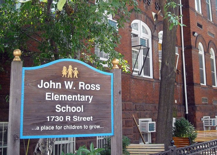 Why Is It Named Ross Elementary School?
