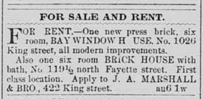 1894 advertisement