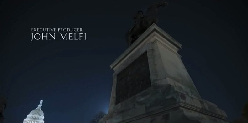 Ulysses S. Grant memorial in House of Cards opening credits