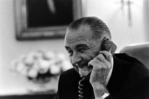 """Lyndon Johnson's Pants; """"Down Where Your Nuts Hang, Is Always a Little Too Tight"""""""
