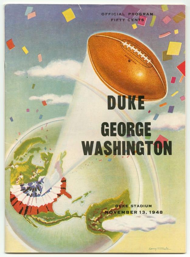 Duke vs. GWU (1948)