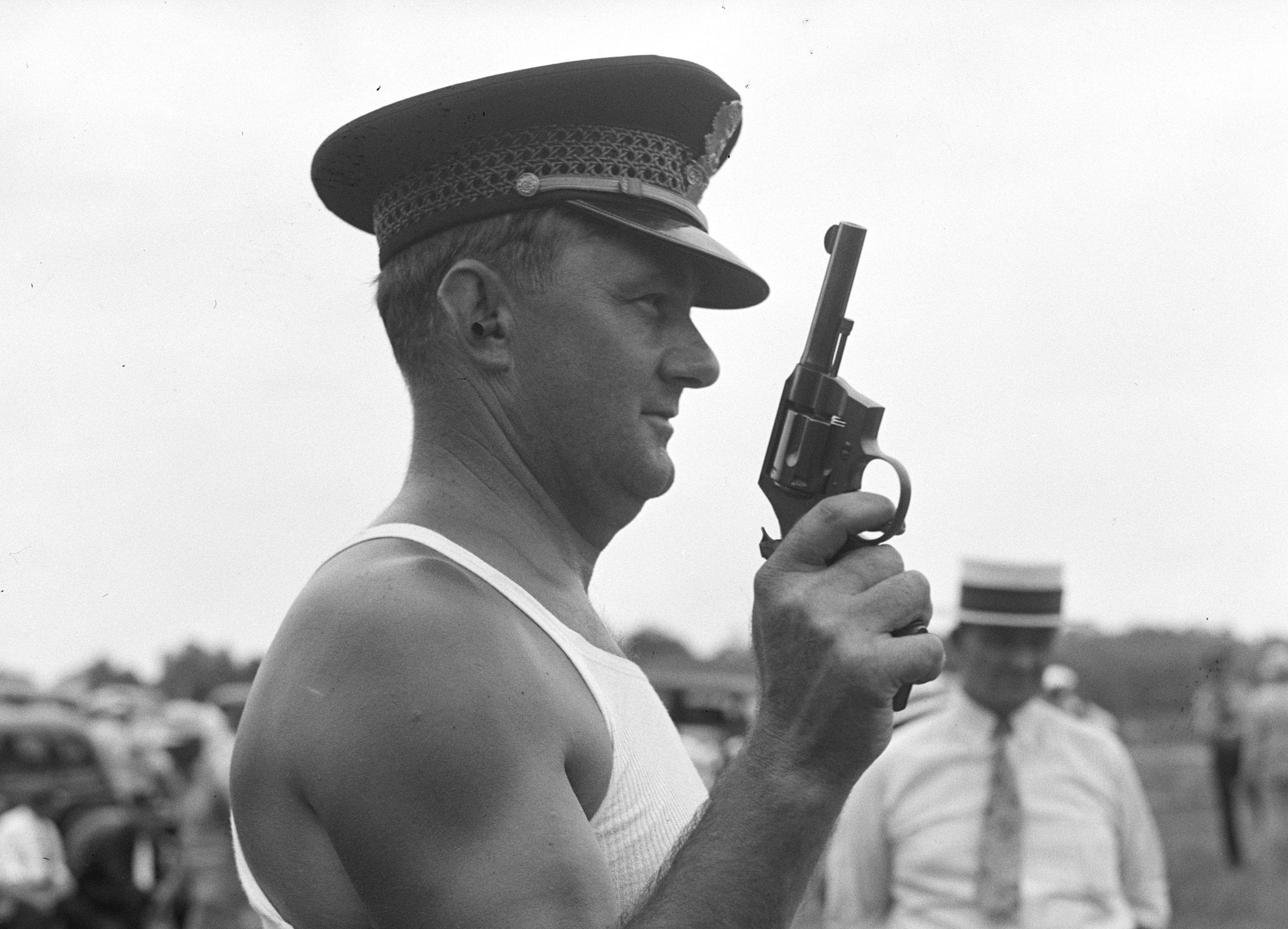 Roland Ford: White House Police Officer and Crack Shot