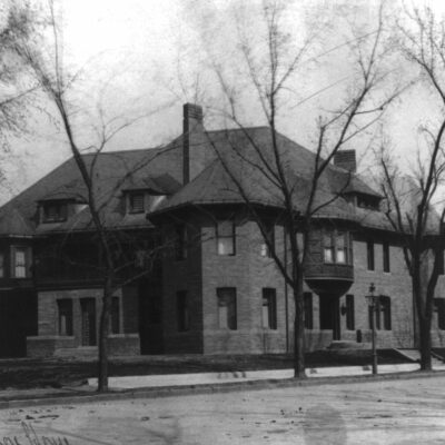 Photos of the Whittemore House in 1900