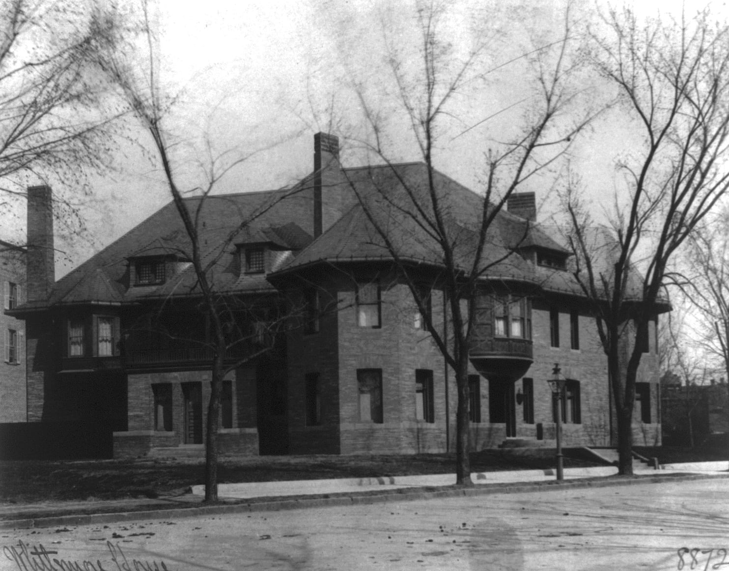 Whittemore House in 1900