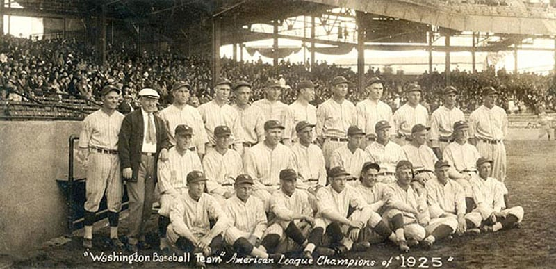 1925 Washington Senators