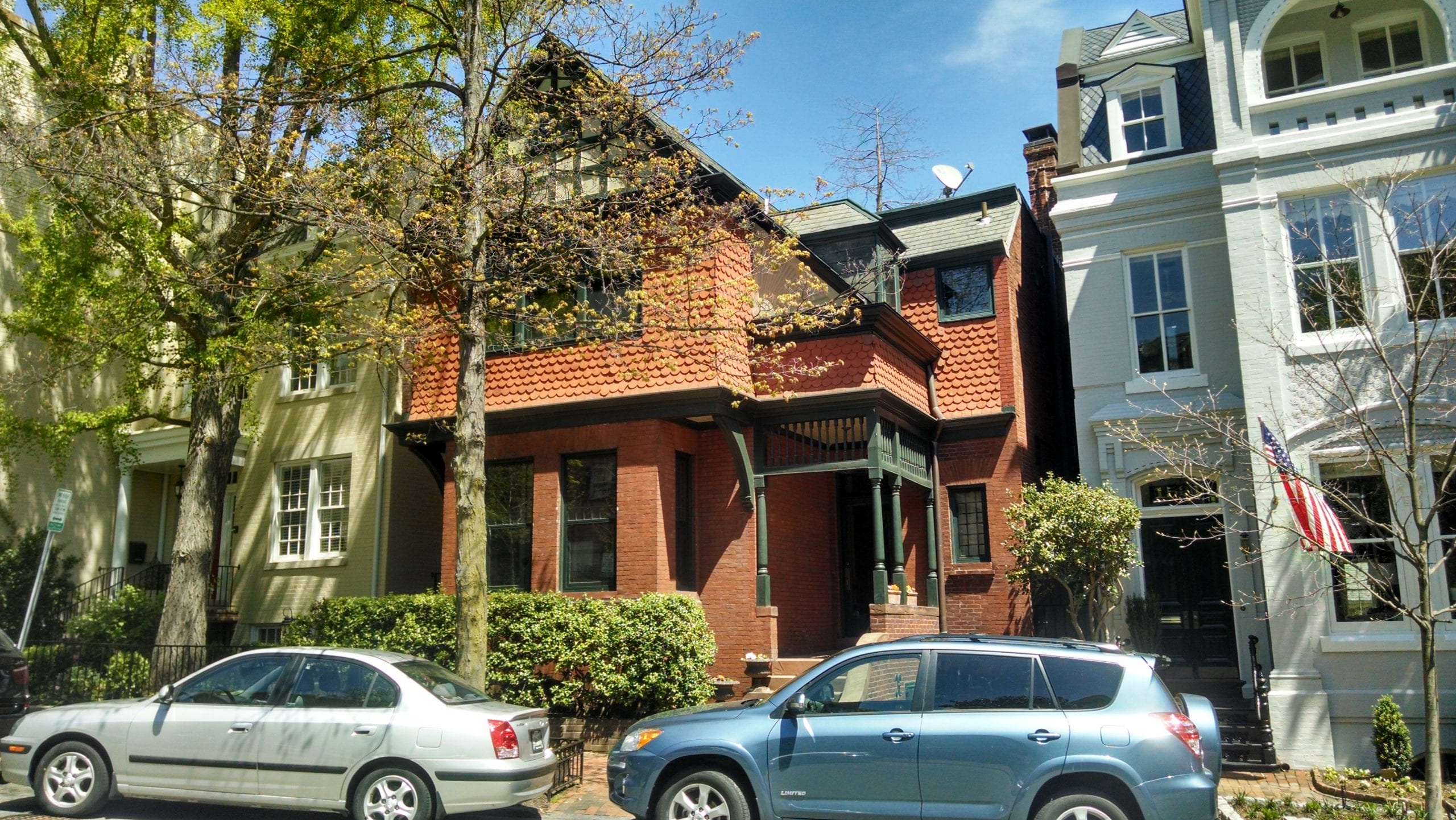 If Walls Could Talk: Georgetown's Breiding House at 1523 31st St. NW