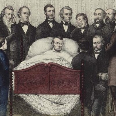 Sketches of Abraham Lincoln's Assassination