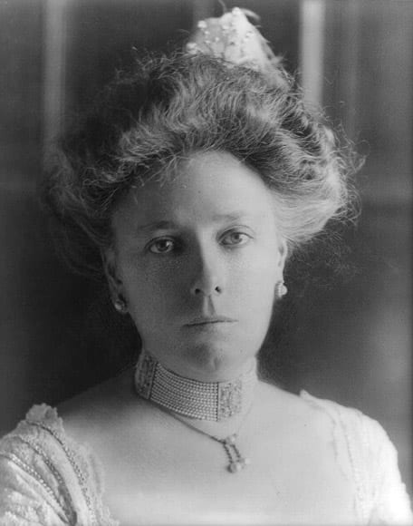 First Lady Helen Herron Taft
