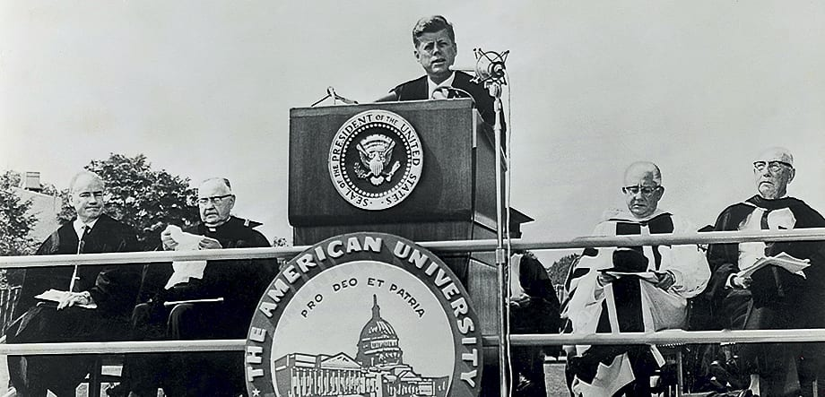 The Greatest Commencement Addresses in Washington, DC, Ever