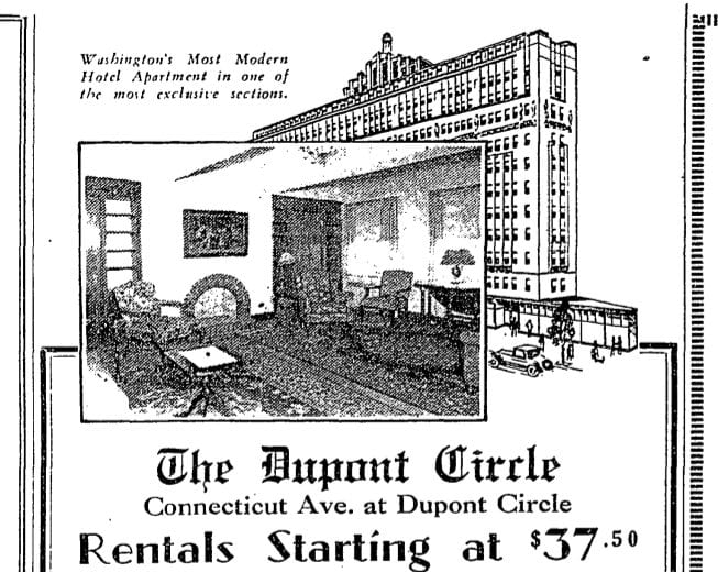 Awesome Detailed 1932 Apartment Listings