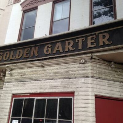 Big Mac's Golden Garter: 1960's Capitol Hill Go-Go Bar