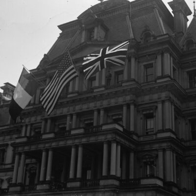 1917 - State, War, and Navy Building