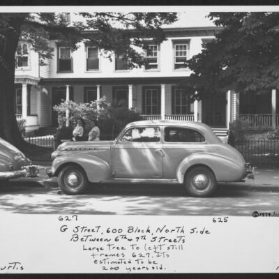 What Did Southwest D.C. Look Like in the 1940s?