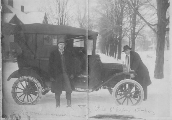 Model-T and Bosworth