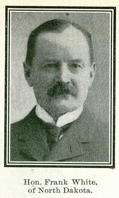 Frank White of North Dakota
