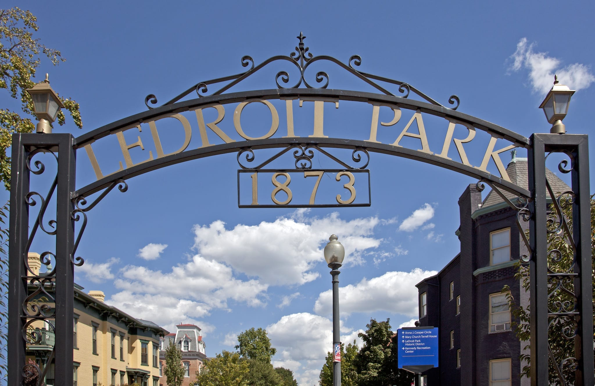 Why Is It Named LeDroit Park?