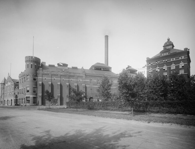 Heurich Brewery in 1910