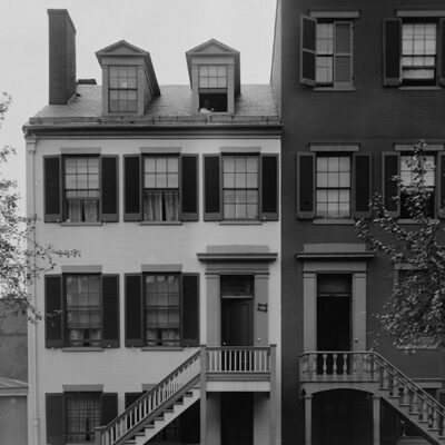 Mary Surratt Boarding House is Now a Chinese Restaurant