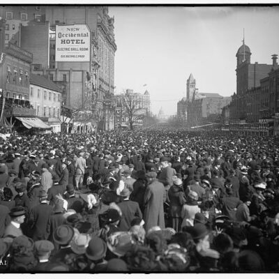 The Women's Suffrage Parade of 1913