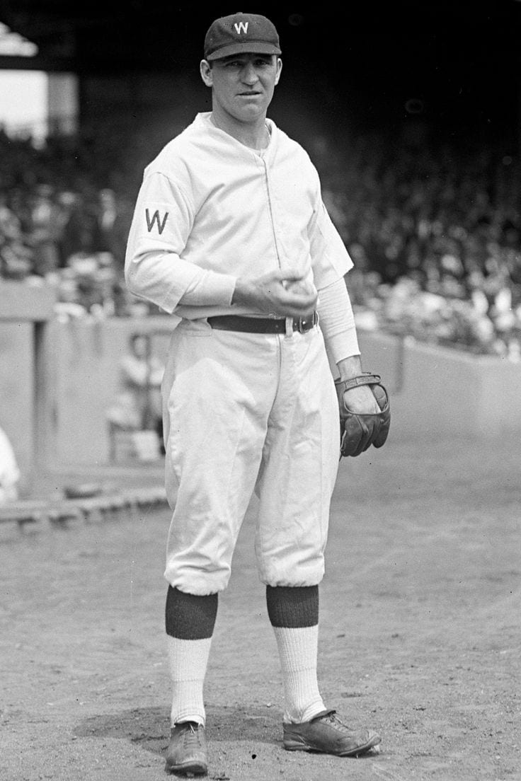 Bert Griffith - Washington Senators