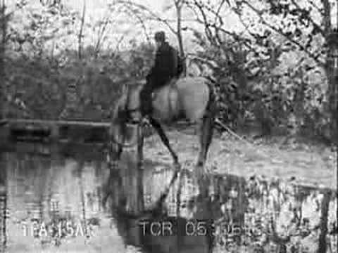 1917 Film Footage of 180-Mile Journey Down Chesapeake and Ohio Canal