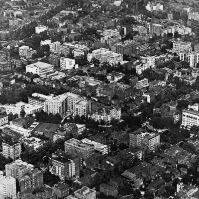 Do You Recognize This 1921 Aerial View of Washington?