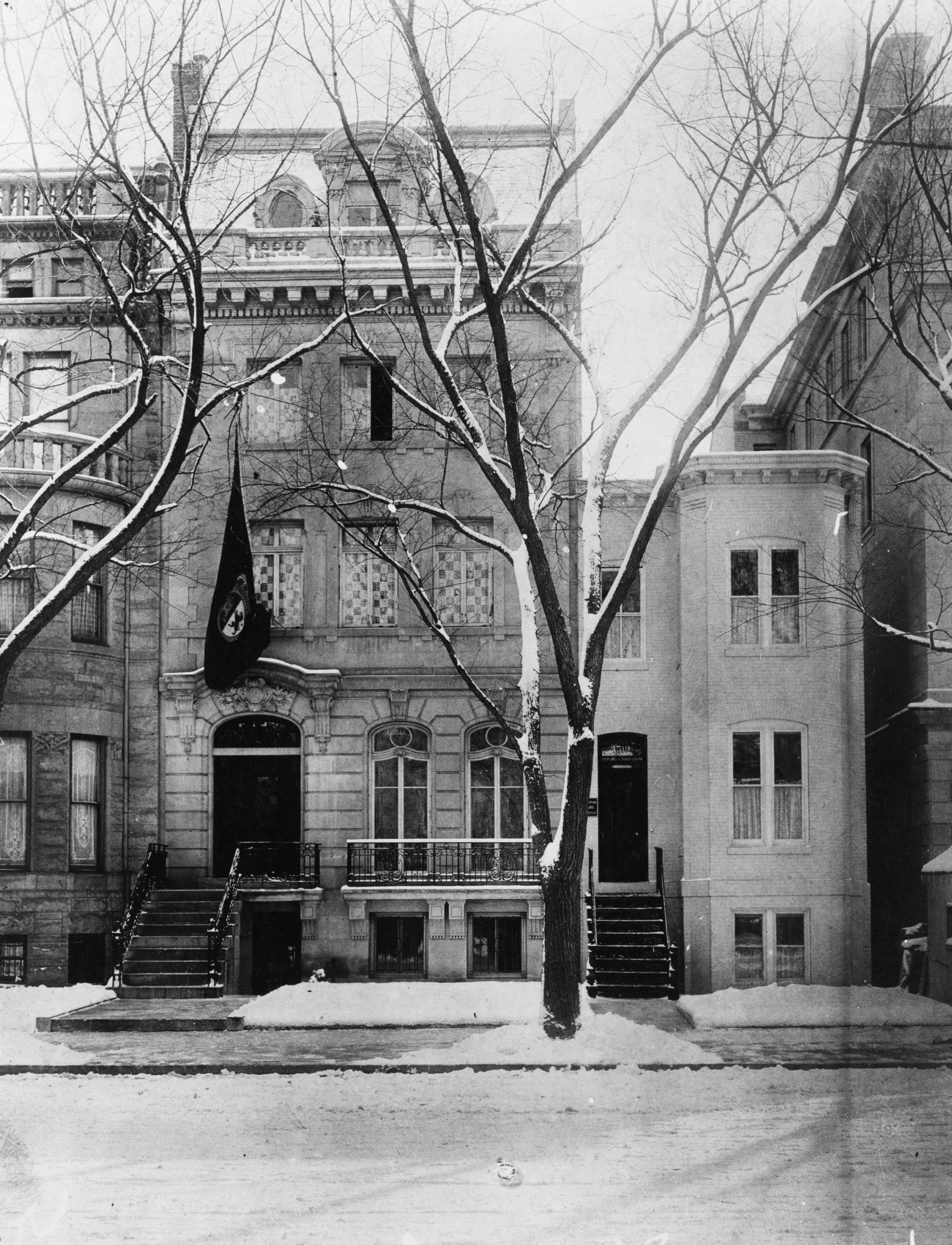 Old Spanish Embassy at 1521 New Hampshire Ave. NW