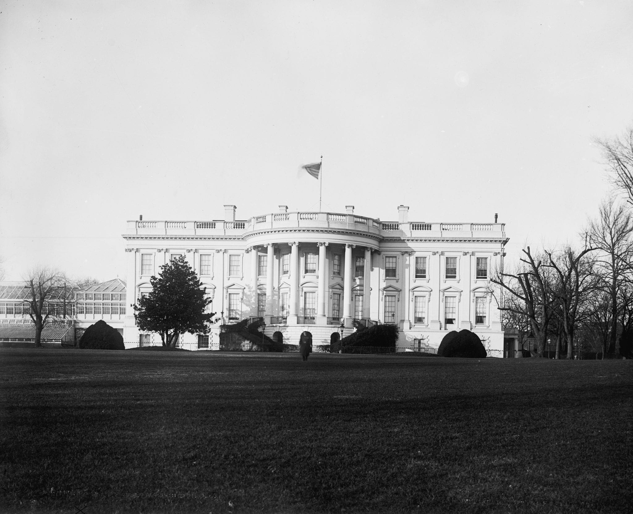 Stunning 1880s Photo of the White House