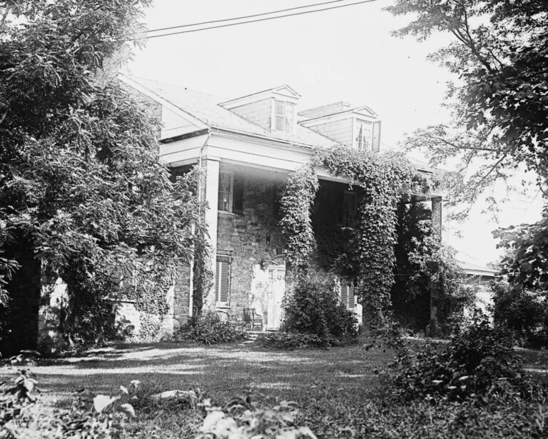 Nourse House in 1947