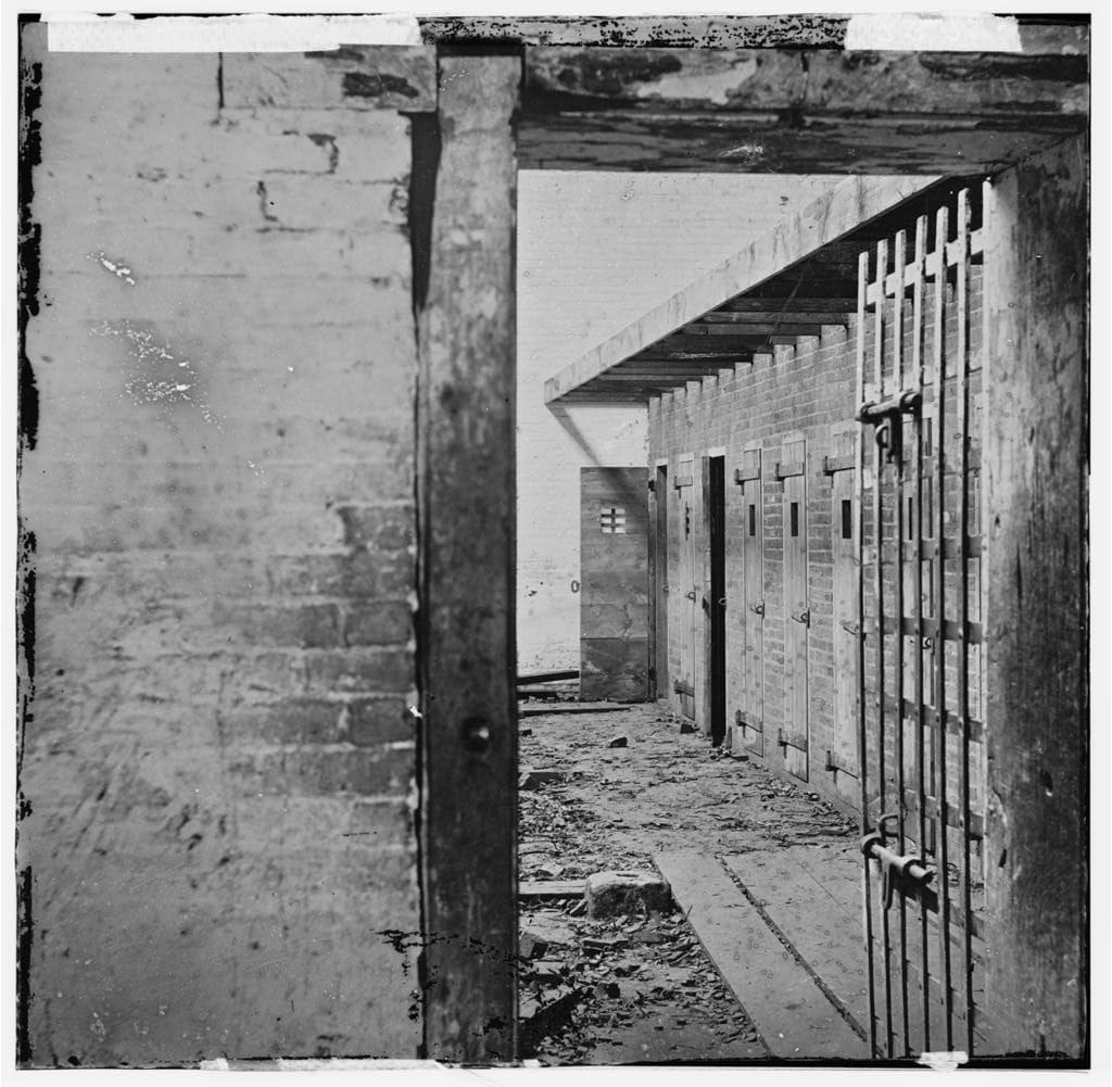 The Horror of an Alexandria Slave Pen