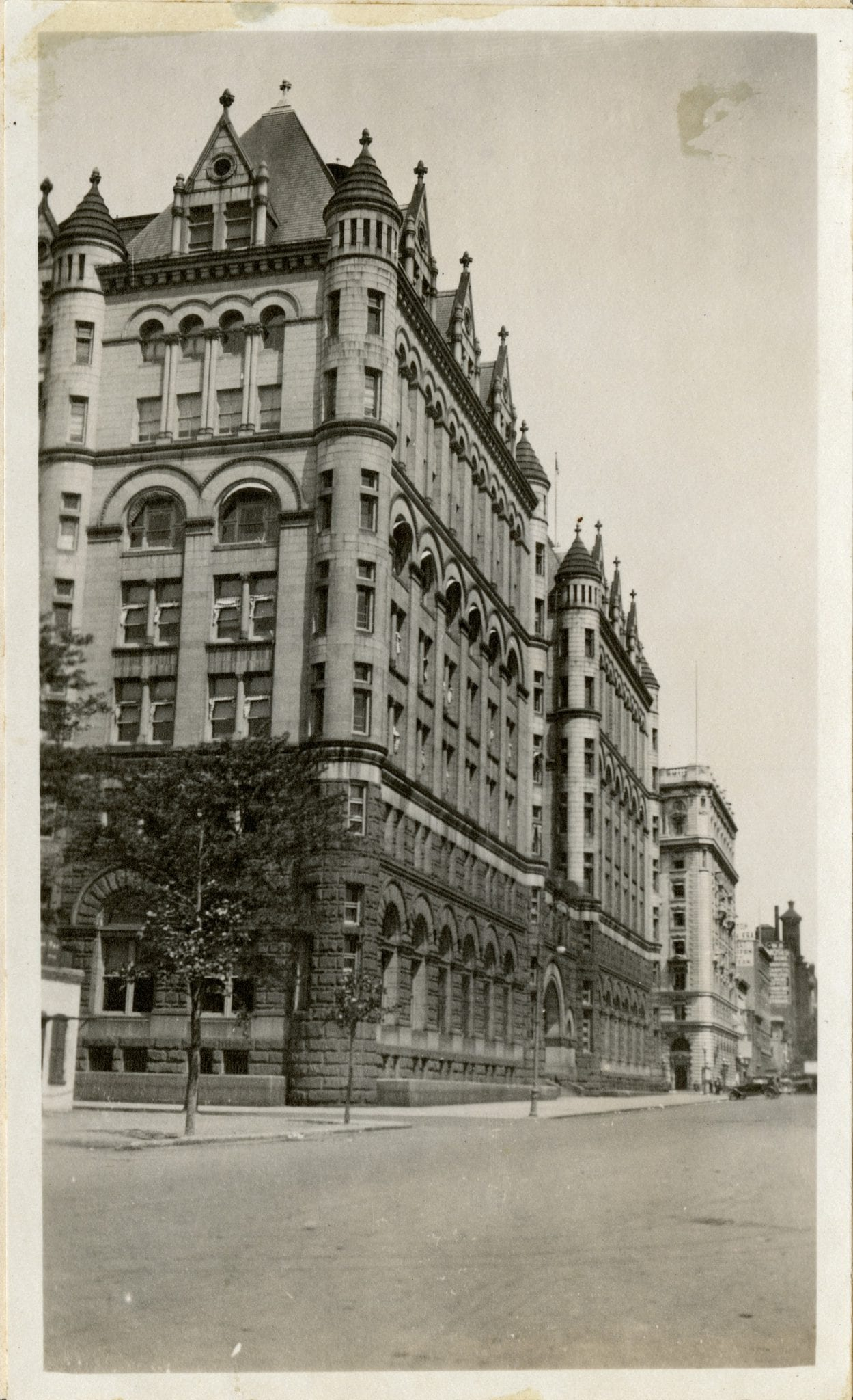 RU007355 - Martin A. Gruber Photograph Collection, 1919-1924, Smithsonian Institution Archives